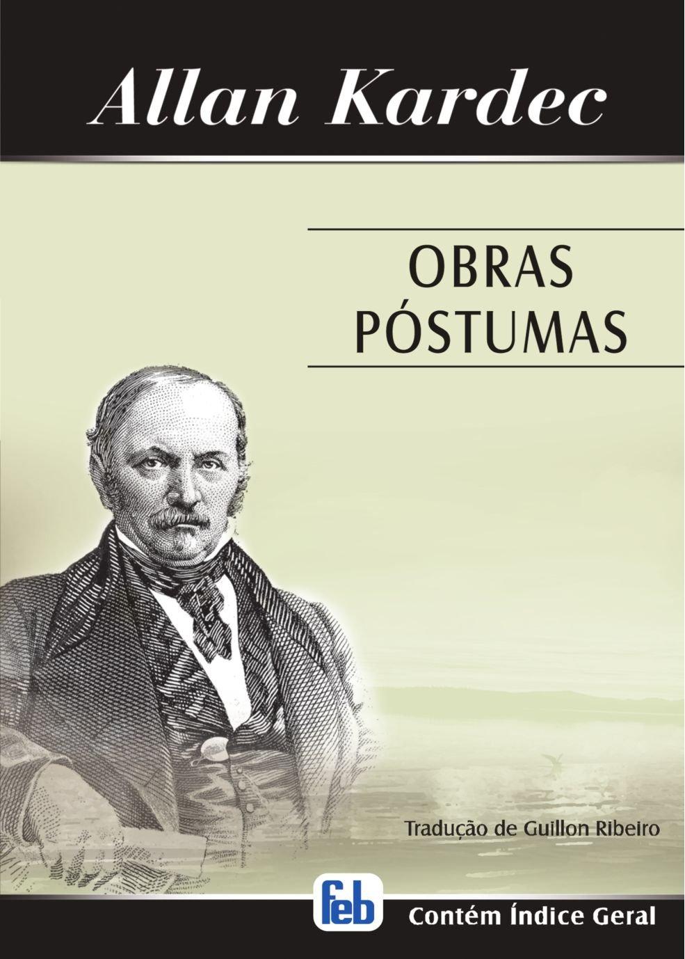 Obras Póstumas – 1890